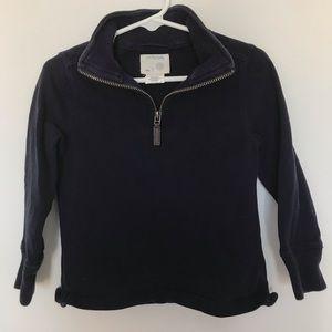 ⭐️J. Crew Crew Cuts Half Zip Sweatshirt